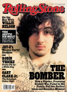Rolling Stone Boston Marathon Bombing